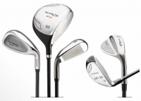 Set Juniorský holí  - 5,7,9,SW, Putter, Wood 1/3 + Bag